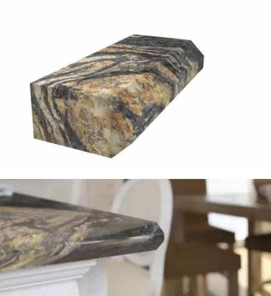 大理石收邊