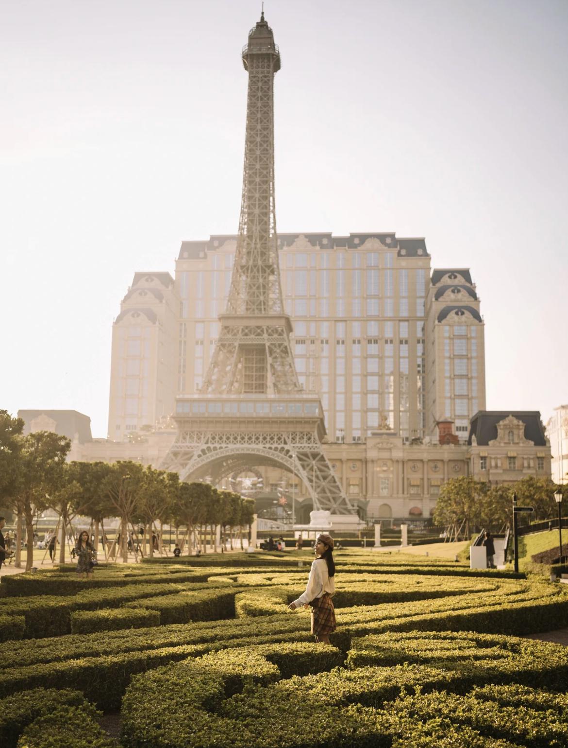 澳門巴黎人