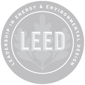 leed logo washed Southern Land 南國工程